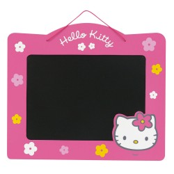 Hanging Blackboard & Whiteboard Interchangable Hello Kitty